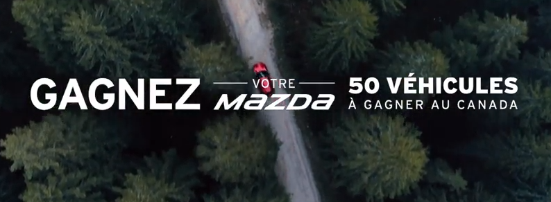 Mazda Canada's 50th Anniversary Event | Win Your Mazda
