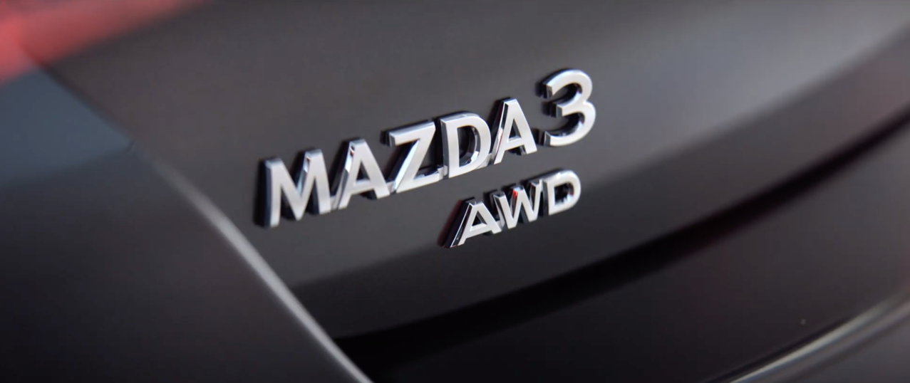 The All-New Mazda3 - Choose what moves you