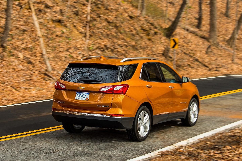 Chevrolet Equinox 2019: un VUS compact paré à l'aventure