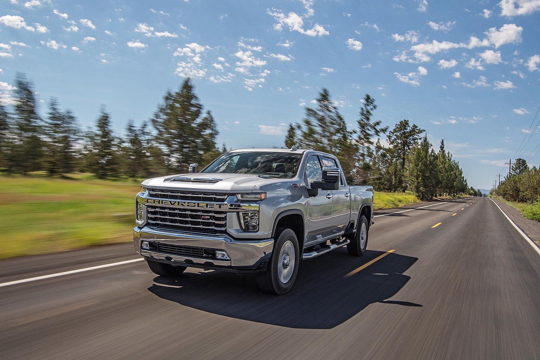 Le Chevrolet Silverado HD 2020 répond aux besoins de ses clients