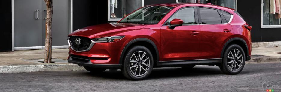 Mazda CX-5 2017, encore meilleur qu'avant!