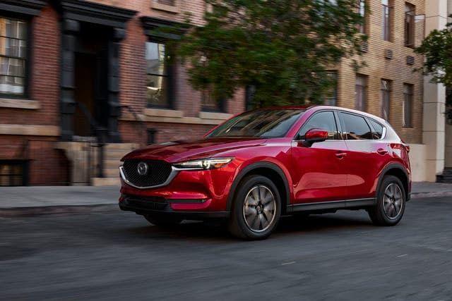 Le Mazda CX-5 est le VUS des gens qui aiment conduire