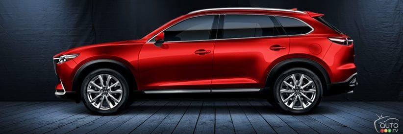 Le Mazda CX-9 récompensé par Auto123.com et Car and Driver