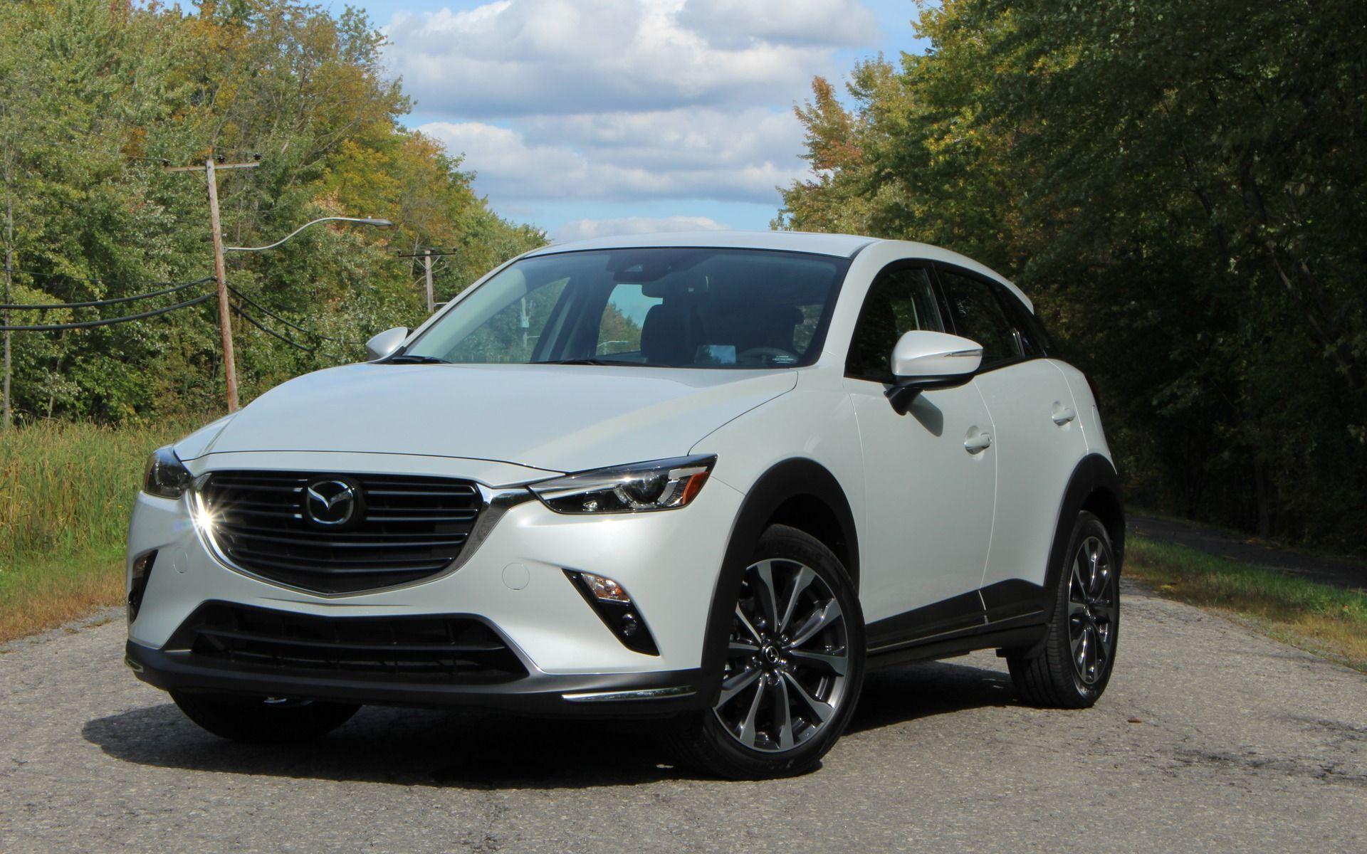 Mazda CX-3 2019 : garder la forme