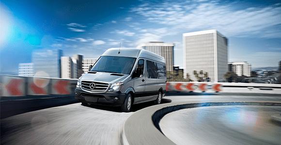 Trois choses à savoir sur les fourgons Mercedes-Benz.