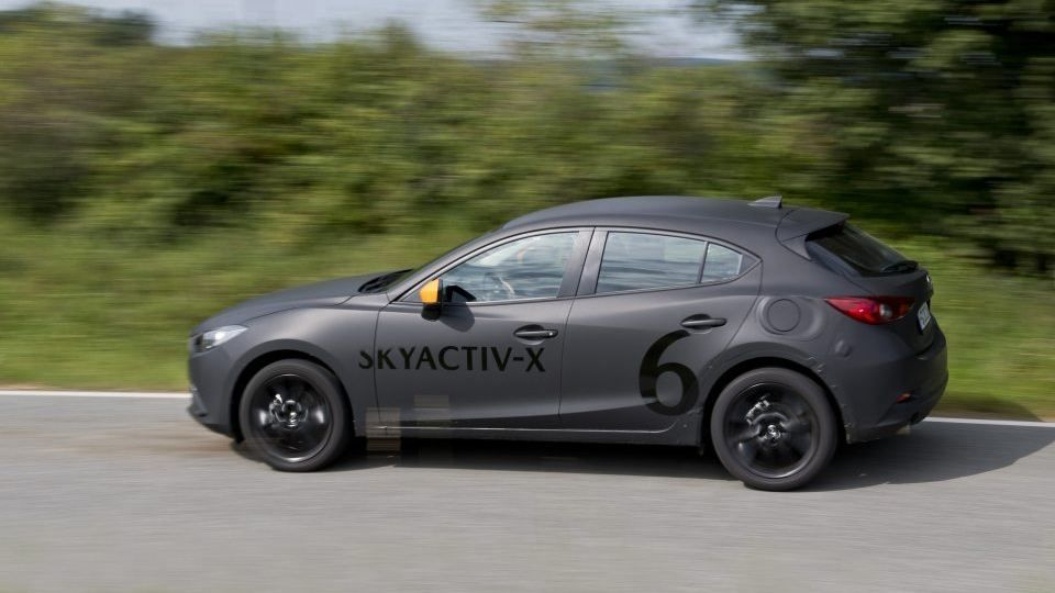 The evolution of the gas engine: Mazda unveils SKYACTIV-X and its next-gen platform.