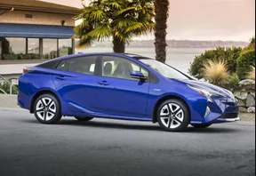 Toyota Prius Named 2017 Canadian Green Car of the Year