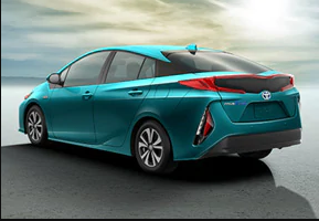 Sneak Peak on the Vehicle of Toyota, the Prius Prime