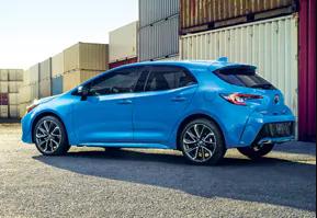 Préparez-vous à faire connaissance avec la toute nouvelle Corolla Hatchback