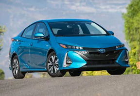 Canada Will Welcome Toyota's Prius Prime 2018 on Its Roads