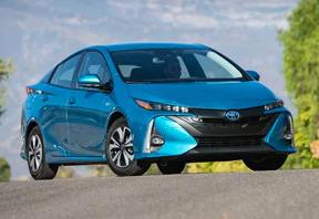 Toyota annonce le lancement de la Prius Prime 2018 au Canada