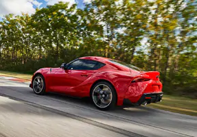 A Legend Returns: 2020 Toyota Supra Makes World Debut