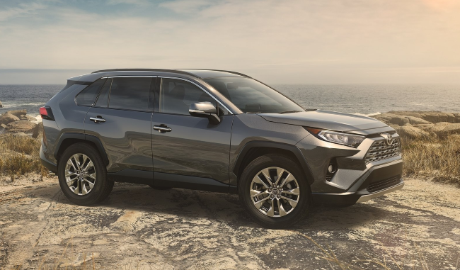 2019 Toyota rav4: Compact in Size, Bold in Style