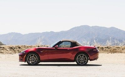 The new 2019 Mazda MX-5 is arriving soon!