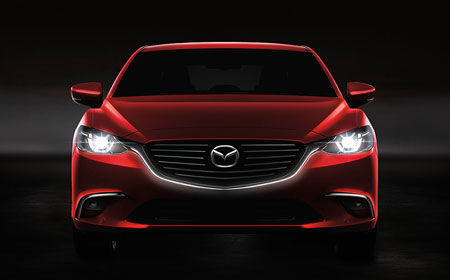 Here's the all-new 2017 Mazda6