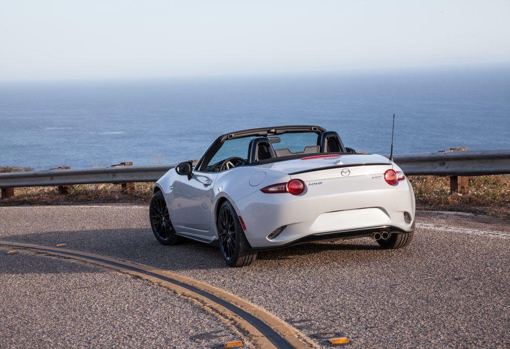 Cars.com récompense la Mazda MX-5 Miata