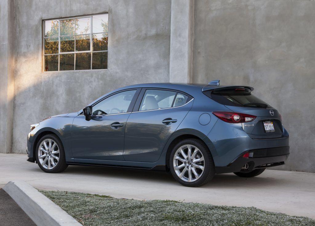 La Mazda3 impressionne dans la catégorie Petite Voiture Multifonctions