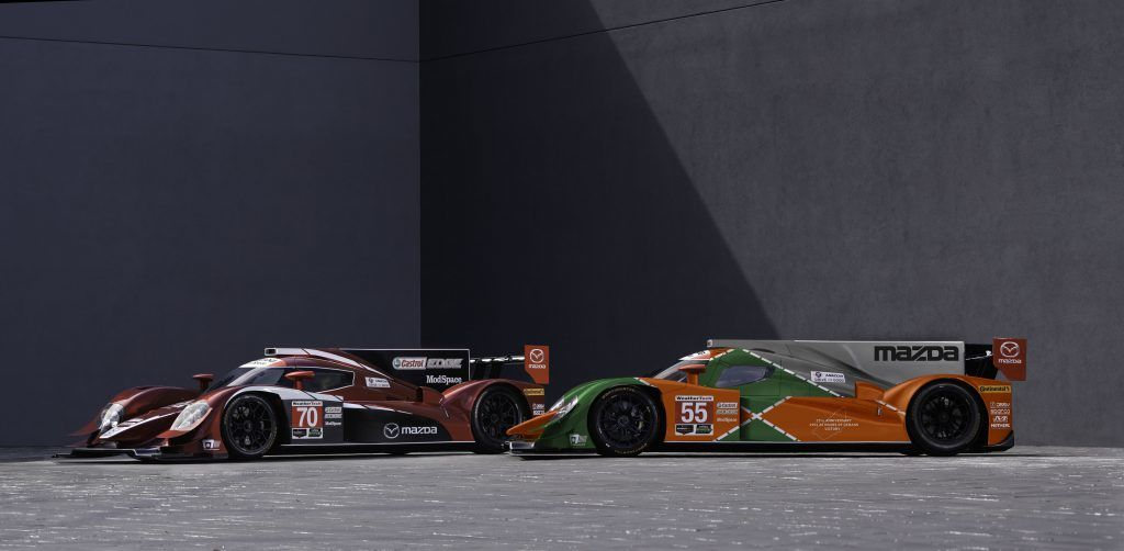 Mazda Motorsports Looks Back as It Races into the Future