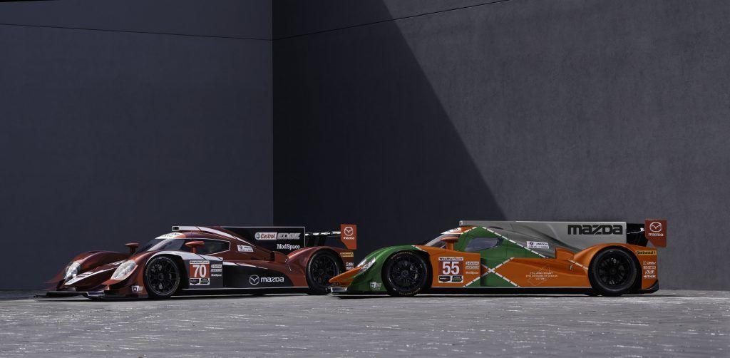 Mazda Motorsports scrute le passé pendant qu'elle fonce dans le futur