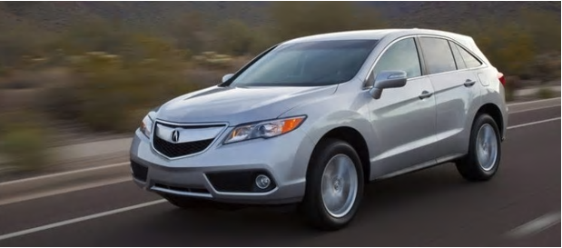 Edmunds.com Awards Acura for 2015 Best Retained Value Award in Luxury Category