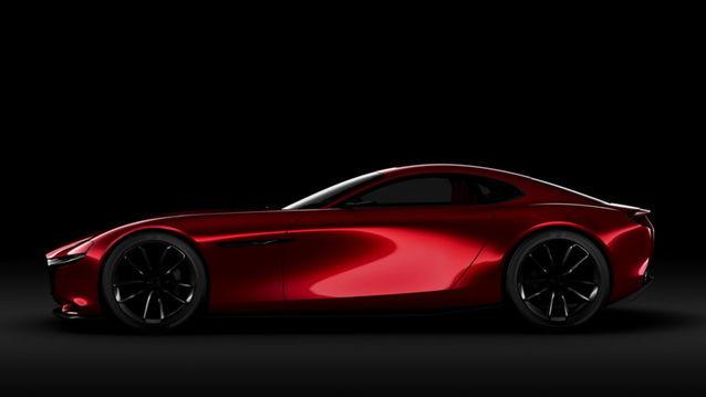Mazda Concept à moteur rotatif