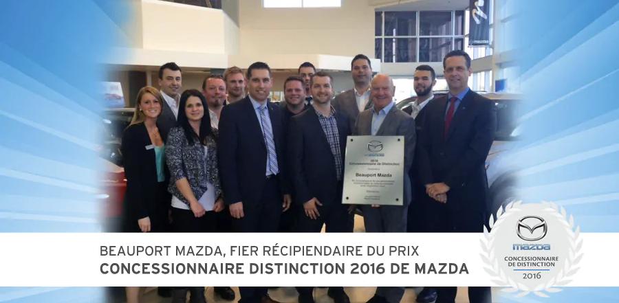 Mazda Distinction Dealer