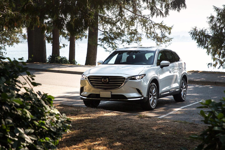 Mazda CX-9 2019: gros, mais raffiné