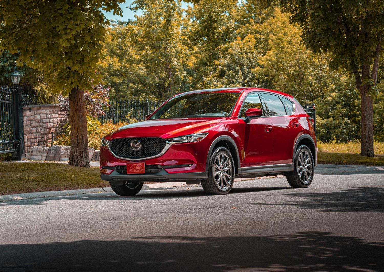 Le Mazda CX-5 Signature diesel arrive en août