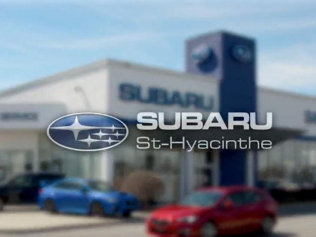 Subaru St-Hyacinthe