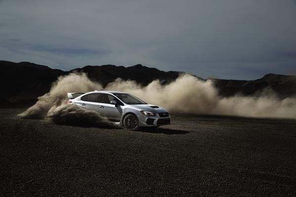 Et si la prochaine Subaru WRX STI était hybride?