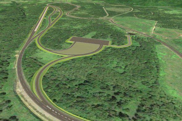 Un nouveau centre d'essai pour Subaru