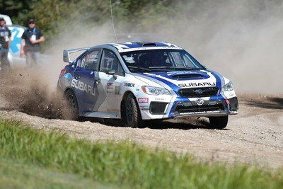 Rallye: Subaru domine