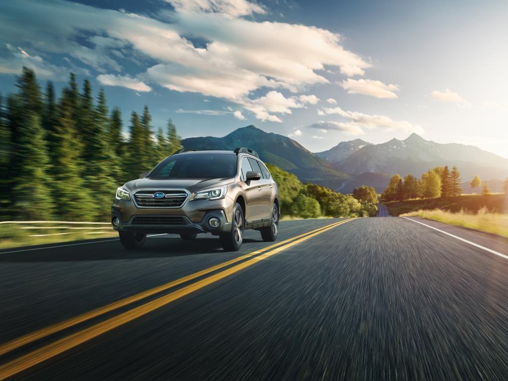 Subaru Outback, pour l'explorateur en vous