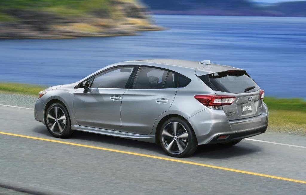 Subaru Impreza, la berline intégrale la plus abordable au Canada