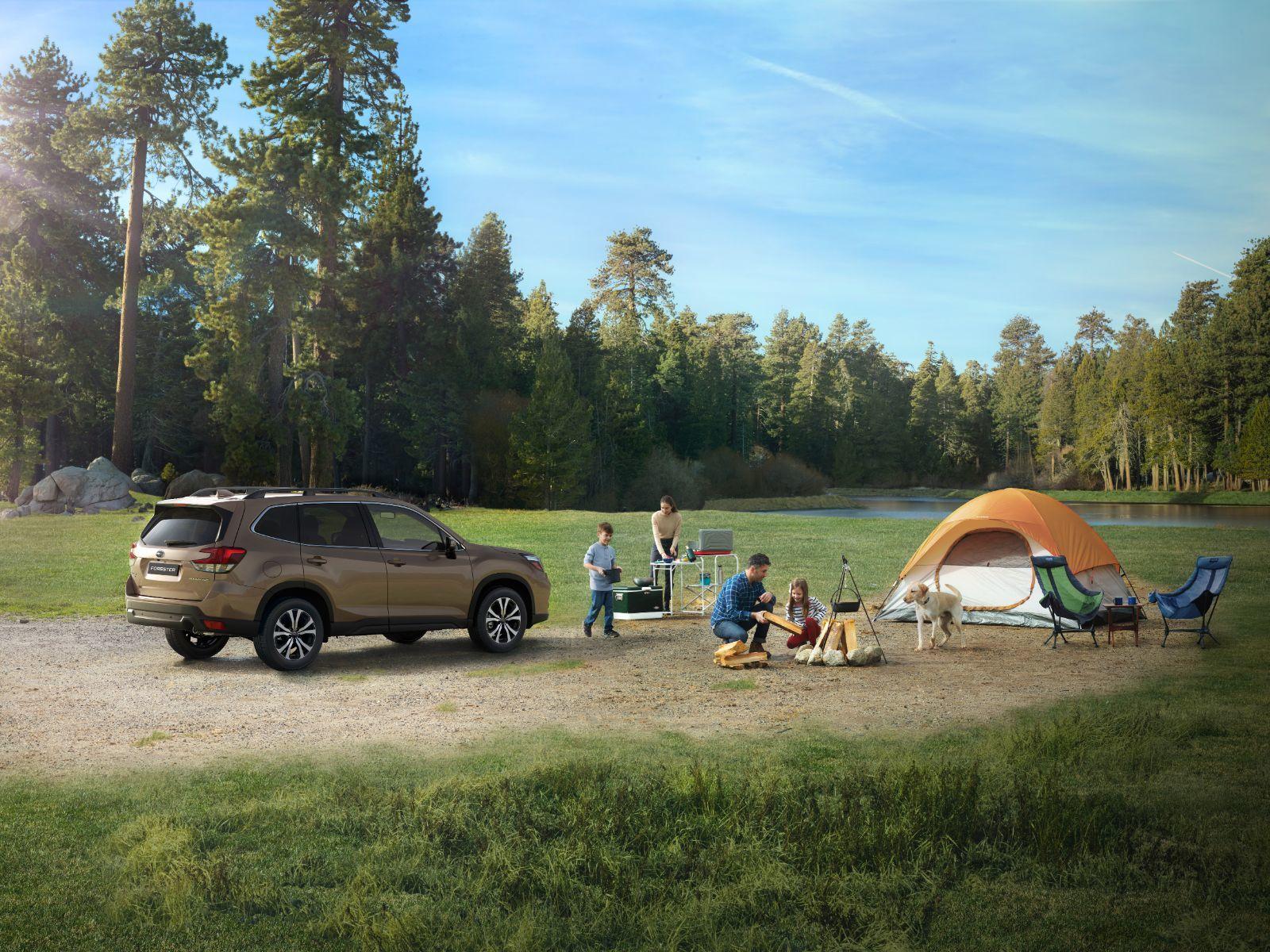 Un aperçu de la gamme des VUS Subaru 2019