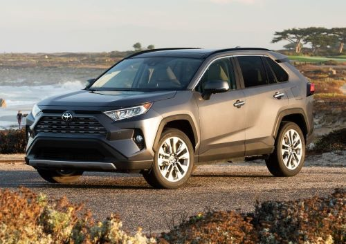 The 2019 Toyota RAV4: An SUV for Every Adventure