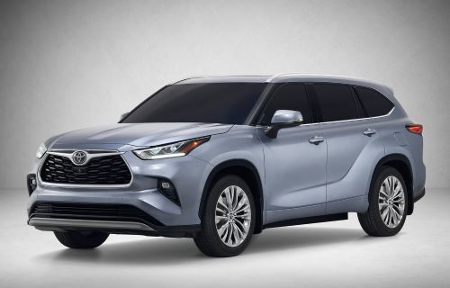 The 2020 Toyota Highlander: Redesigned With Best-In-Class Efficiency