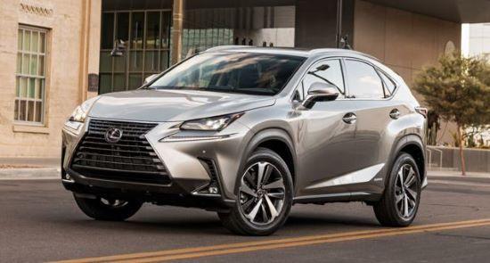 Le Lexus NX 2019: le luxe dans un ensemble compact et élégant