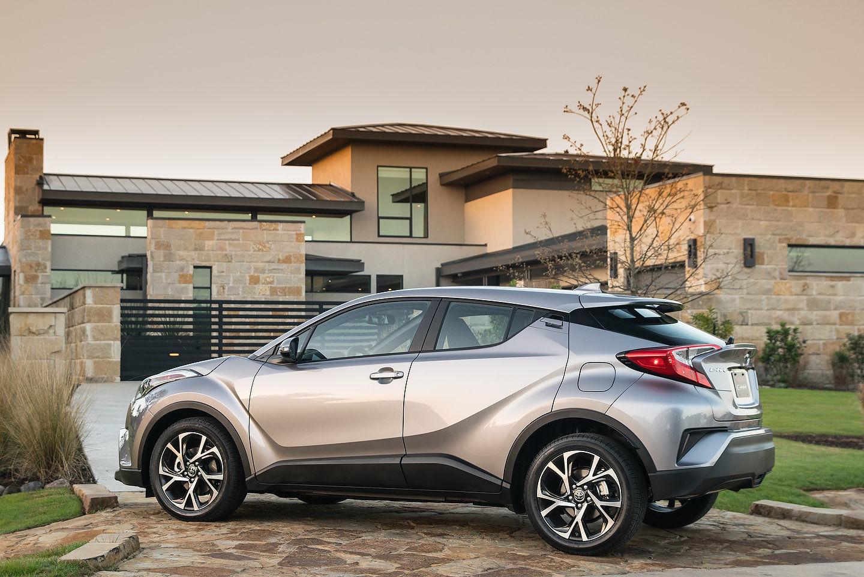 Un coup d'œil aux VUS Toyota 2019 neufs