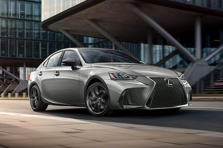 Lexus IS 2019 : une sportive qui ne déçoit pas