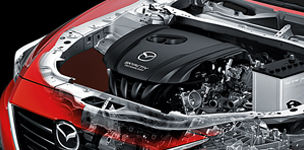 Three Ways SKYACTIV Technology Improves Your Mazda Vehicle