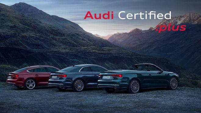 Audi Certified:plus