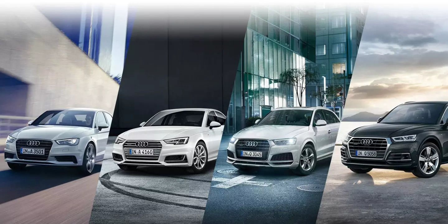 Audi  fleet