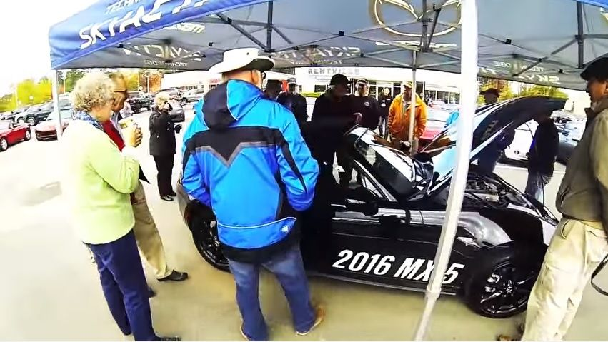 1st Annual Kentville Mazda Maritime Miata Club Day