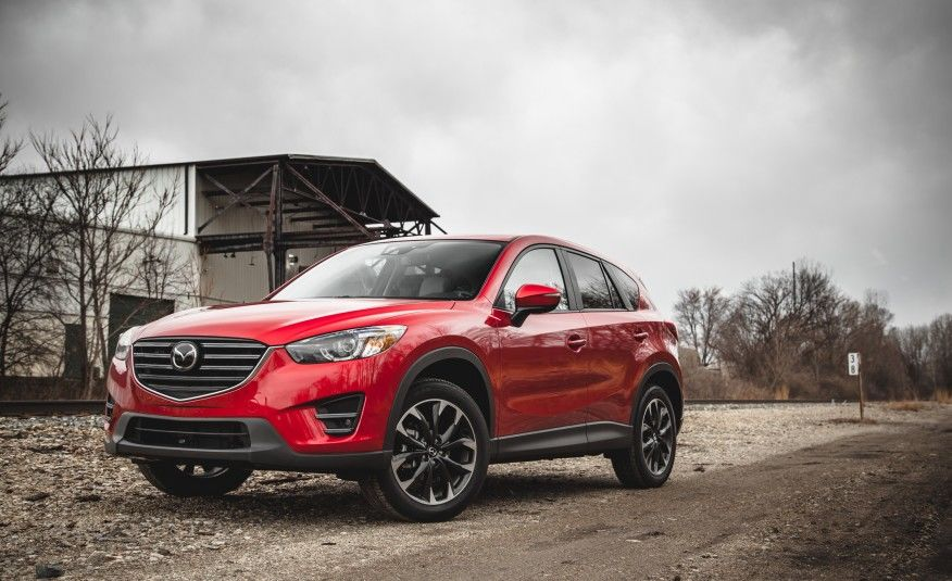 Check out the New 2016 Mazda CX-5 Today in Kentville