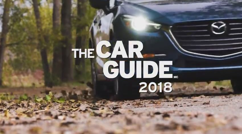The Car Guide 2018 | Best Buys | Compact Cars | Mazda3