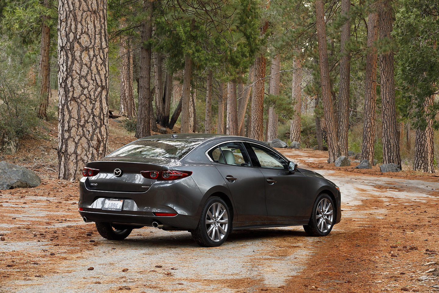 A Few Things You May Not Have Known About The 2019 Mazda3