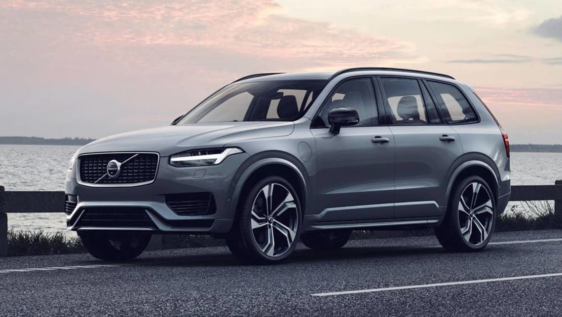 Volvo Cars Lakeridge 2019 Volvo Xc90 Proves Style And Performance Can Be Part Of A Big Family Ride