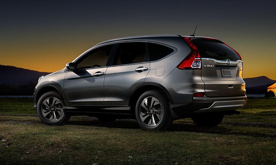 Motor Trend names all-new 2015 Honda CR-V Sport/Utility of ...