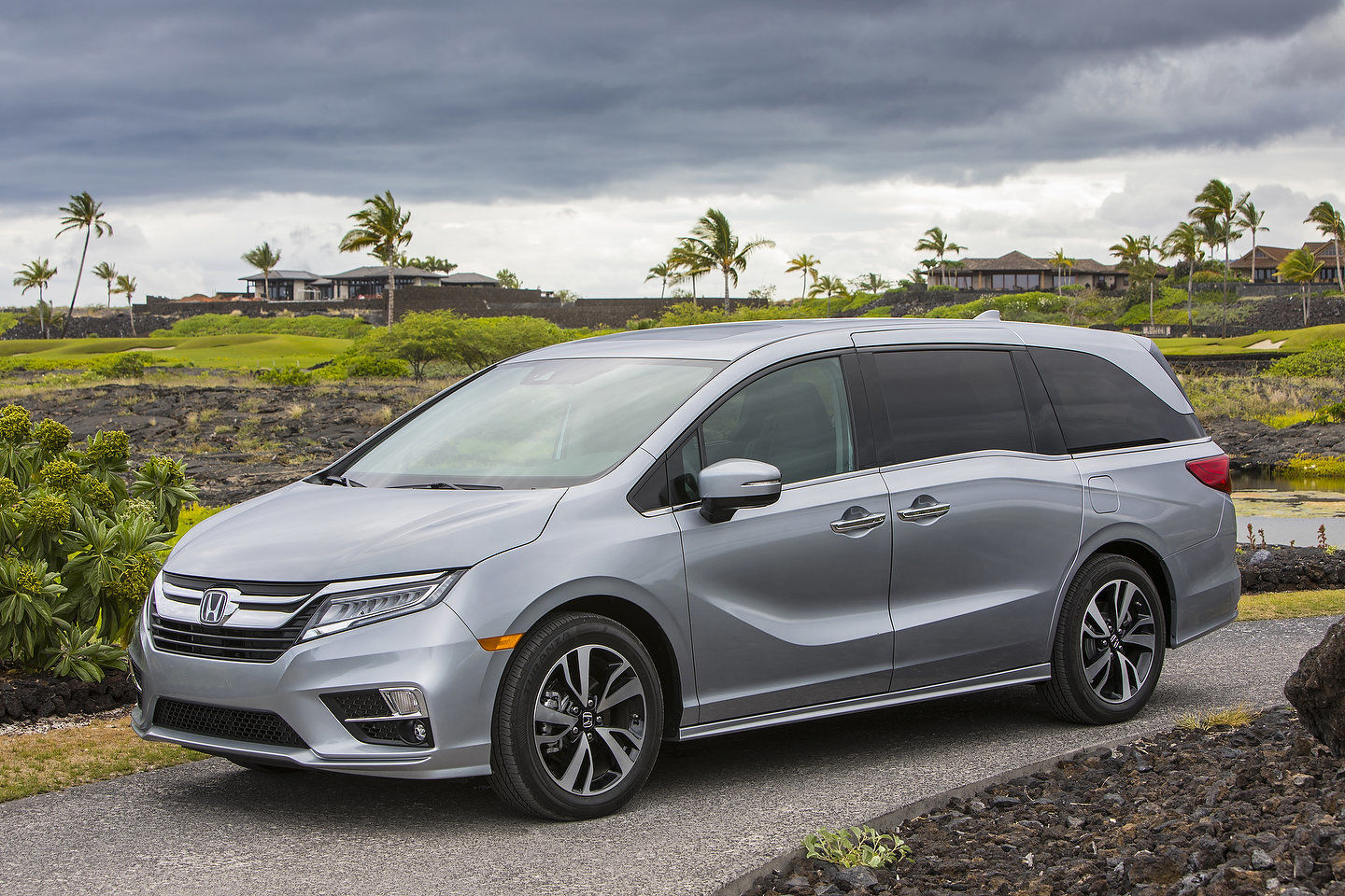 The 2020 Honda Odyssey Boasts The Best Resale Value